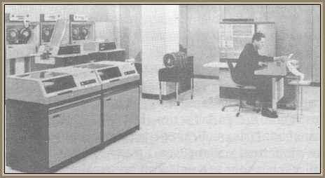 IBM 360 generacion de computadoras