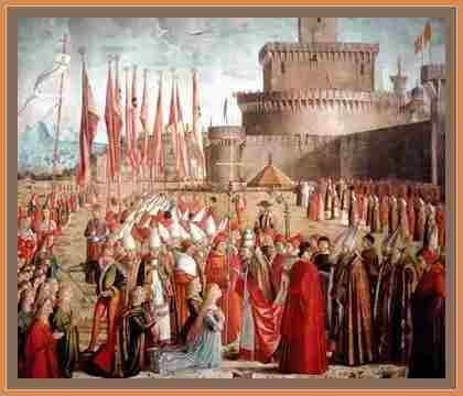 peregrinaciones medievales