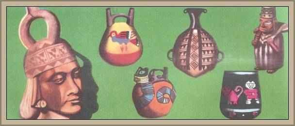 ceramica de los incas