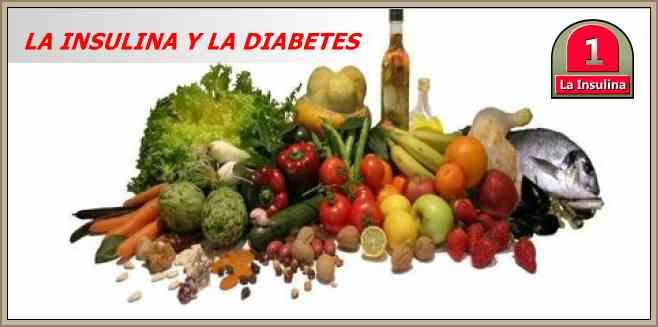 insulina buena alimentacion