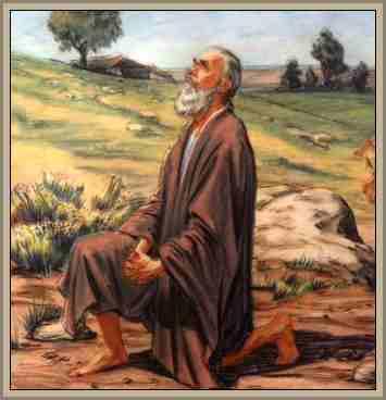 Isaac Patriarca de la biblia