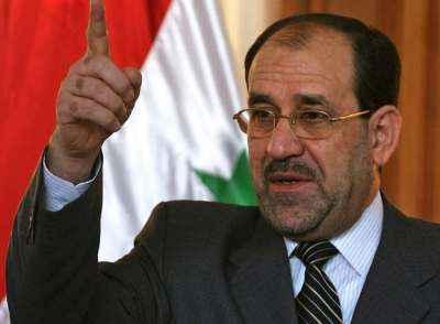 Nuri Al Maliki, Primer Ministro Chiíta