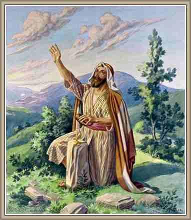 Jacob patriarca de la biblia