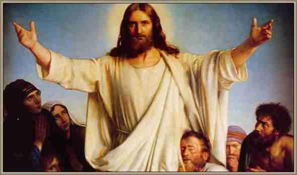 Biografia de Jesucristo:Vida de Jesus de Nazaret-Resumen ...