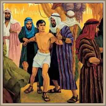 Jose patriarca de la biblia
