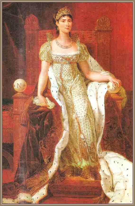 Josefina Mujer de Napoleon Bonaparte