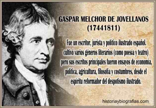 Jovellanos Gaspar Melchor