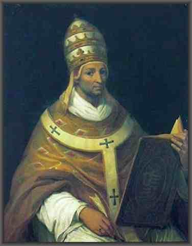 Papa Juan XXIII enfrentado con Guillermo de Ockham