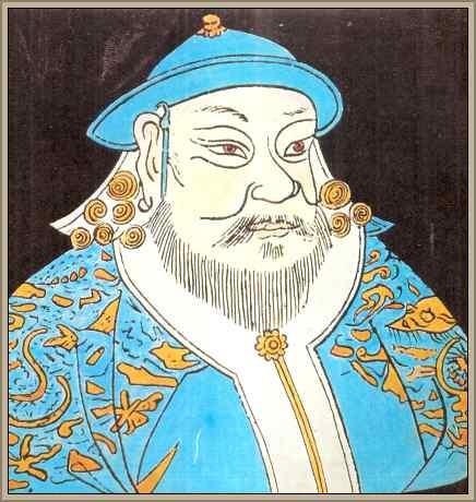 kublai kan mongol