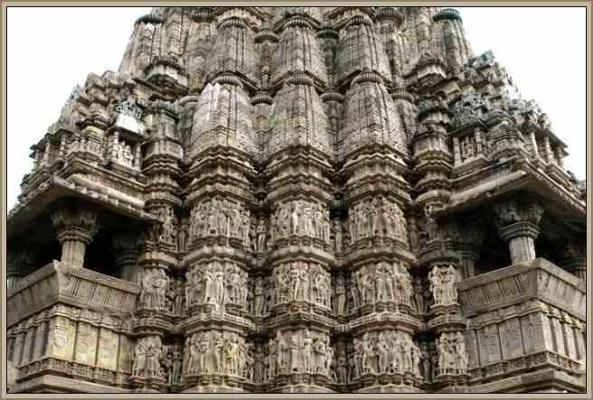 patrimonio khajuraho