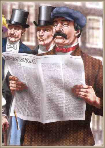 origen de la prensa