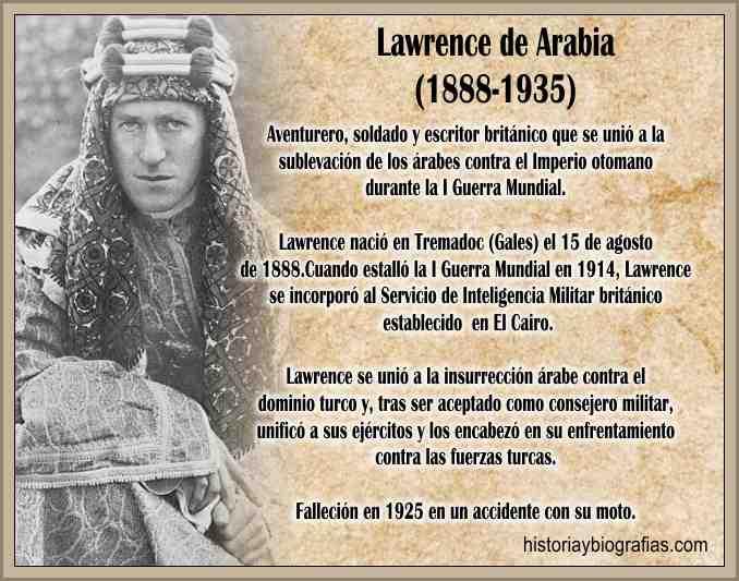 Biografia Lawrence de Arabia Asalto a Akaba