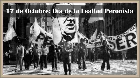 dia de la lealtad peronista