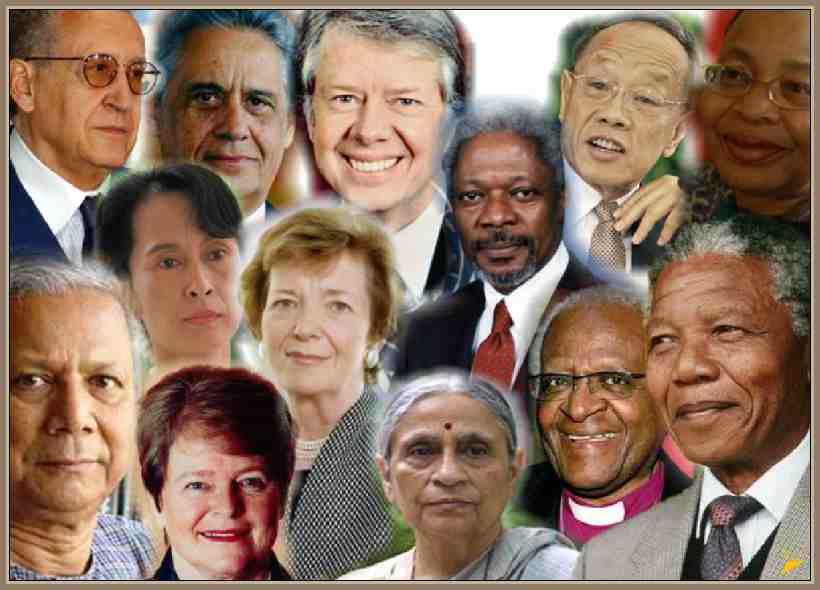 lideres del mundo