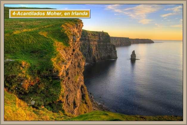 bellos paisajes de irlanda