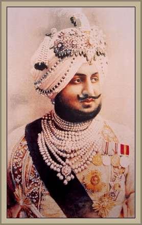 maharaja de Patiala