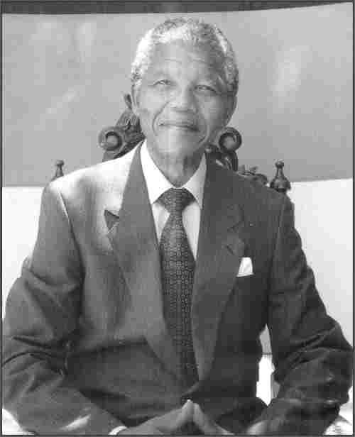 Mandela Neslon presidente africano