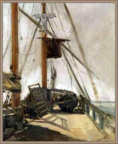 Obra Impresionista de Manet Eduard