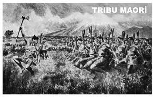 tribu de polinesia maories