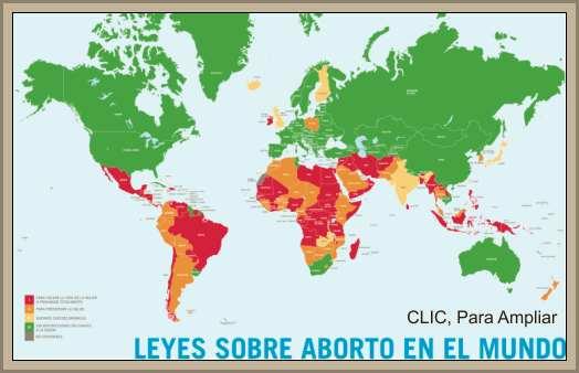 mapa del aborto