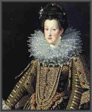 Maria de Medicis madre y regente de Luis XIII