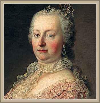 Biografía de Maria Teresa de Austria Gobierno de la Reina de Hungria