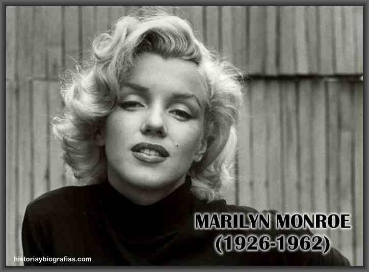 Marilin Monroe Biografia