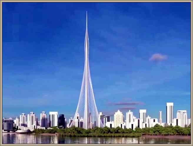 edificio mas alto del mundo dubai creek