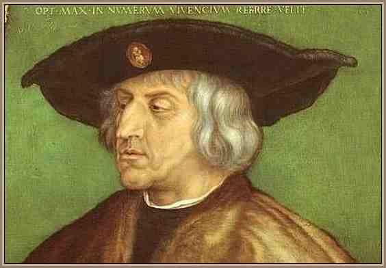 Biografia de Rey Maximiliano I de Austria