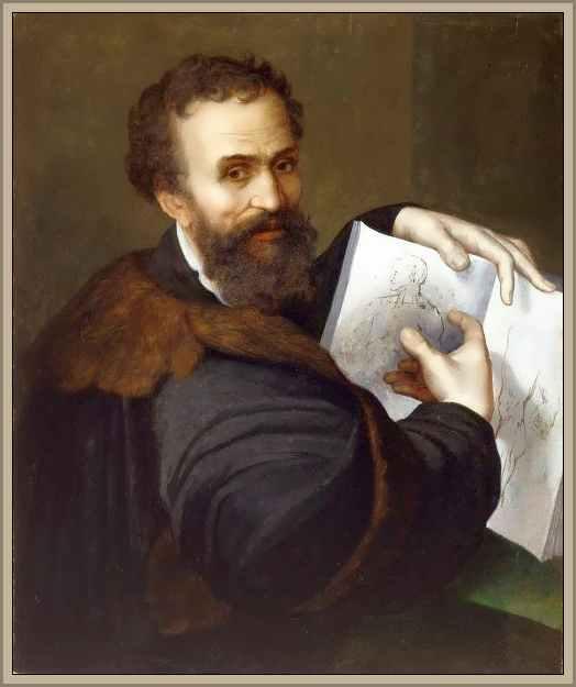 Biografia de Miguel Angel Buonarroti Cronologia-Obra Artistica ...