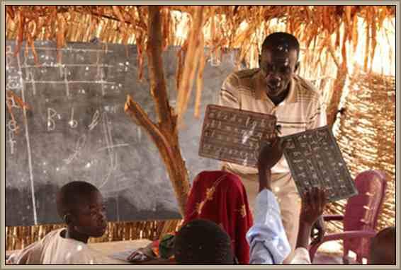 educacion mundial y la pobreza