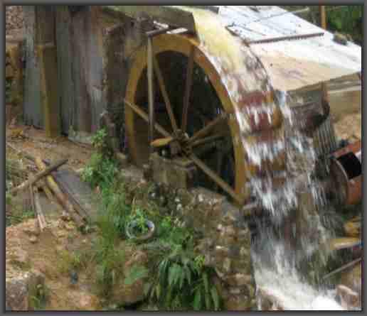 Historia del Molino de agua
