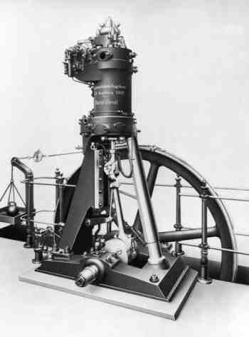 primer motor diessel