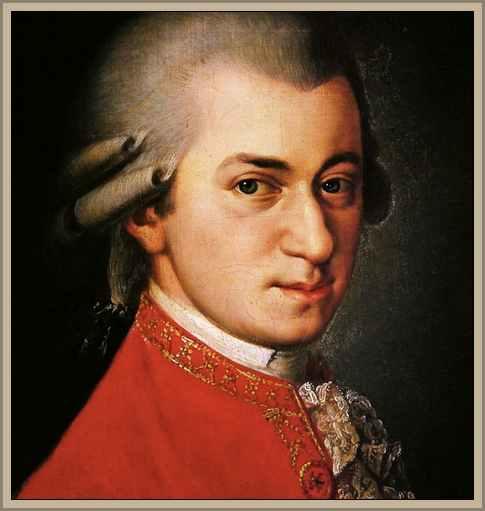 Mozart Amadeus Biografia