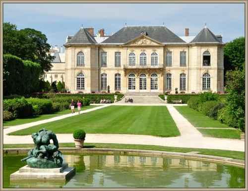 museo rodin en francia