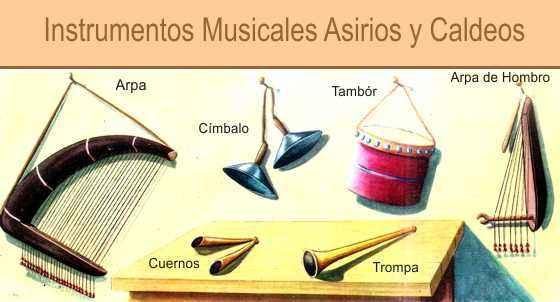 Breve historia de los instrumentos musicales con im genes - Nombres clasicos espanoles ...
