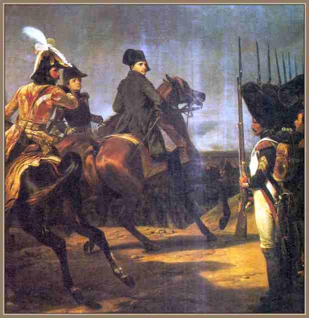 napoleon batalla de jena