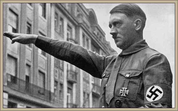 nazismo Hitler