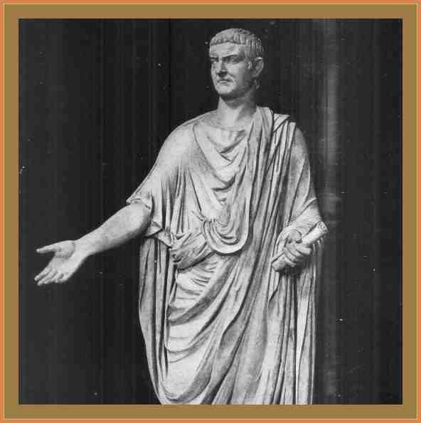 biografia de neron emperador romano