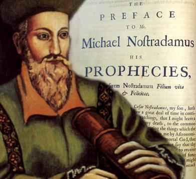 nostradasmus y sus profesias