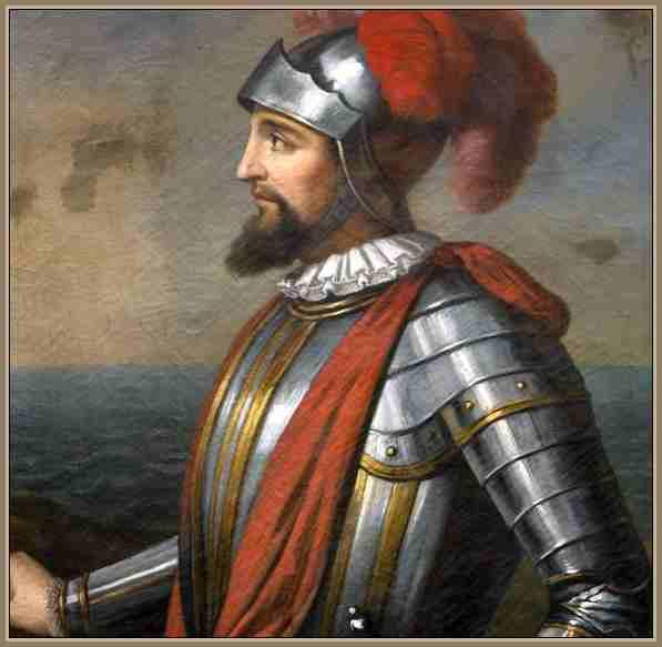 Vasco Nuñez de Balboa