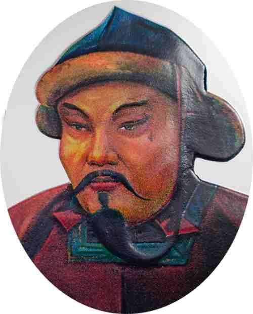 Biografia de Odogai