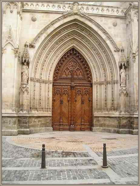 arte medieval arco ojival