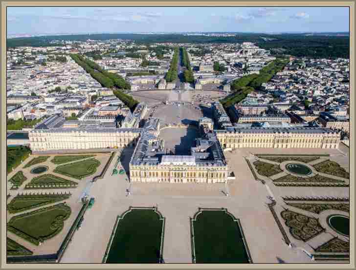 Versalles, Maravillosos Palacios de Europa Caracteristicas e Historia