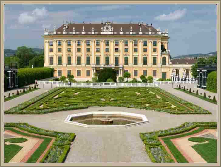 Schónbrunn : Maravillosos Palacios de Europa Caracteristicas e Historia
