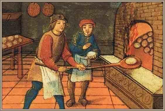 pan medieval