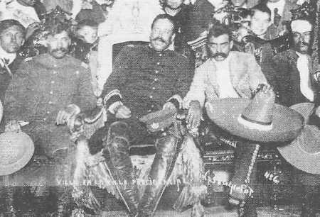 pancho villa lider mexicano