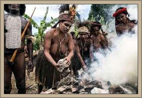 tribu papues