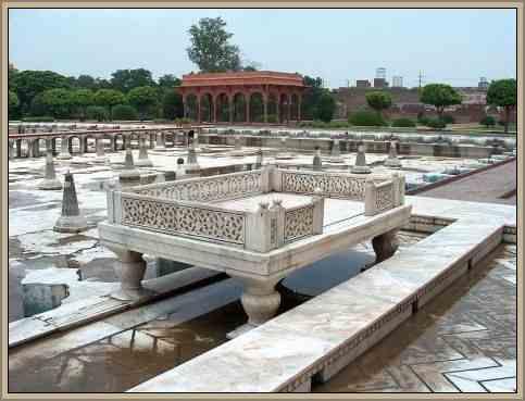 patrimonio de la india jardines de shalimar
