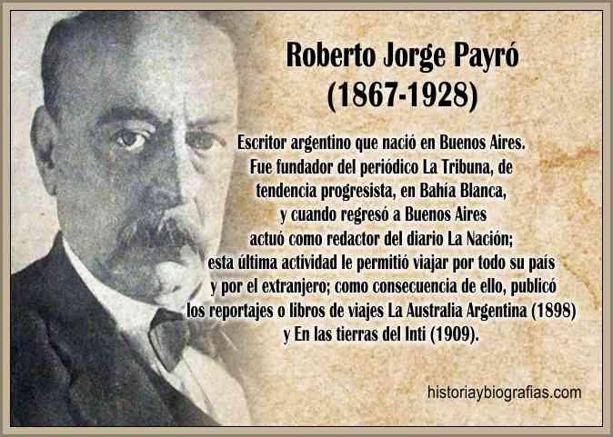 Biografia de Roberto Payro